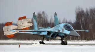 Sukhoi 34